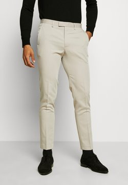 Jack & Jones PREMIUM - JPRVINCENT TROUSER - Anzughose - beige