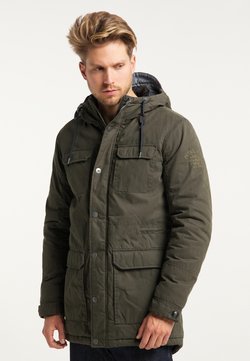 Petrol Industries - Parka - forest