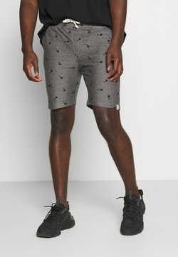 INDICODE JEANS - STIAN - Jogginghose - charcoal