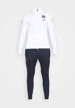Nike Performance - PARIS ST GERMAIN SUIT - Vereinsmannschaften - white/university red