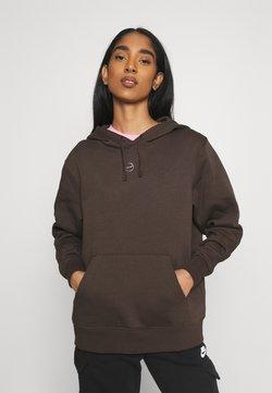 Nike Sportswear - HOODIE - Sweatshirt - baroque brown
