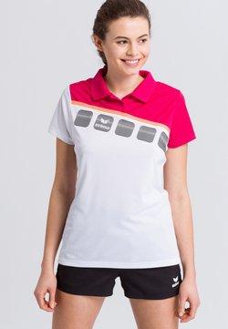 Erima - Funktionsshirt - white/pink
