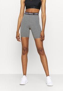 Nike Performance - 365 SHORT HI RISE - Tights - smoke grey/black