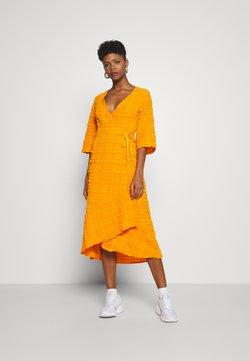 Monki - AMANDA DRESS - Kjole - orange