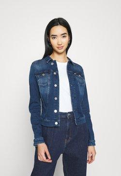 Tommy Jeans - VIVIANNE SLIM TRUCKER - Veste en jean - denim