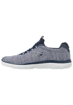 Skechers Sport - SUMMITS  FORTON - Slipper - navy
