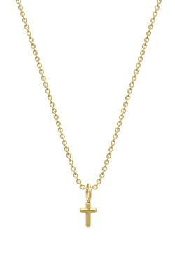 Pieces - Necklace - gold-colored