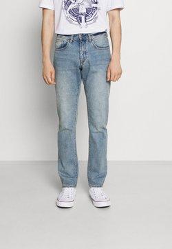 Armani Exchange - FIVE POCKETS PANT - Jeans Slim Fit - indigo denim