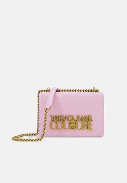 Versace Jeans Couture - LOGOLOCK CROSSBODY - Sac bandoulière - rosa intimo