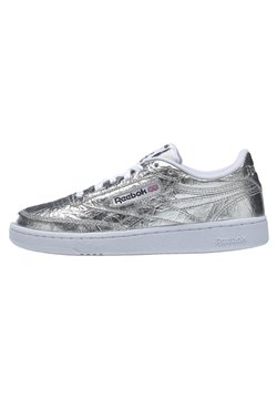 Reebok Classic - CLUB C REVENGE - Sneakersy niskie - silver