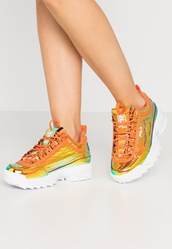 Fila - DISRUPTOR  - Baskets basses - orange popsicle