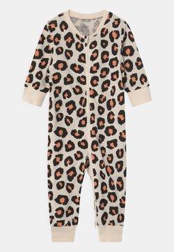 Lindex - LEO UNISEX - Pyjama - light beige