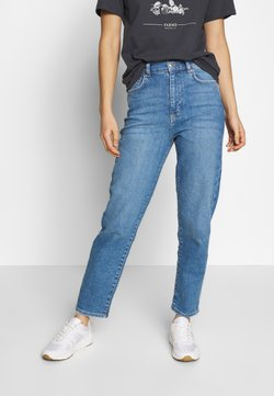 Gina Tricot - COMFY MOM - Jeans relaxed fit - blue
