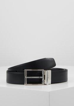 Tommy Hilfiger - FORMAL REVERSBILE ADJUSTABLE - Belt - black