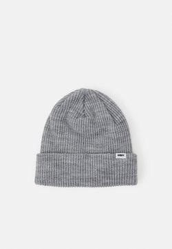 Obey Clothing - UNISEX - Bonnet - heather grey