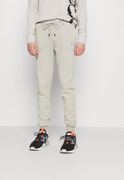 Criminal Damage - ESSENTIAL DISTRESSED - Jogginghose - washed powder grey