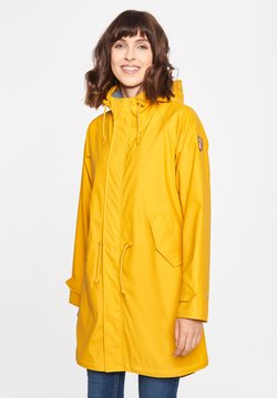 Derbe - TRAVEL FRIESE FISHER - Parka - yellow