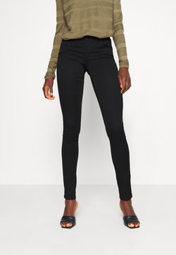 ONLY Tall - ONLULTIMATE KING - Jeans Skinny Fit - black denim