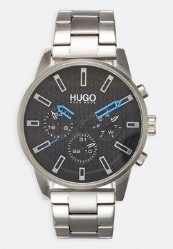 HUGO - #SEEK - Montre - silver-coloured