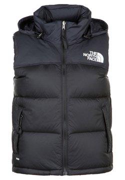 The North Face - RETRO NUPTSE - Liivi - black
