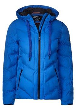 Cecil - Winterjacke - blau