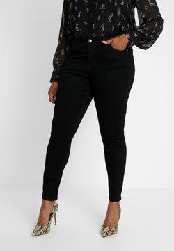 ADIA - MILAN - Slim fit jeans - black