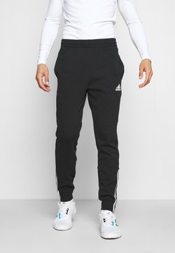 adidas Performance - DK ESSENTIALS - Jogginghose - black/white