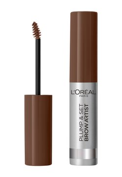 L'Oréal Paris - BROW ARTIST PLUMP & SET - Augenbrauengel - brunette