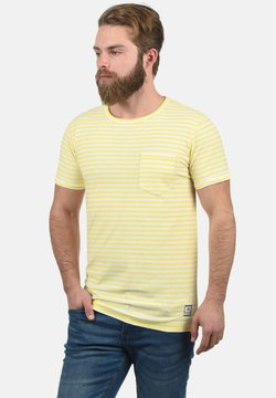 Shine Original - JULIUS - T-Shirt print - yellow