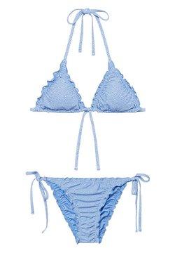 Mango - DOTS - Bikini - hemelsblauw