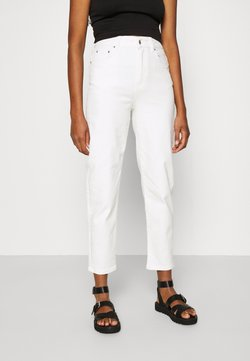 Gina Tricot - COMFY MOM - Relaxed fit -farkut - offwhite