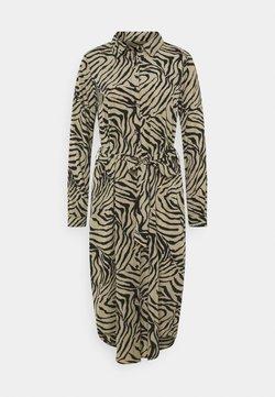 Vero Moda - VMLISA GRAFFIC DRESS - Korte jurk - laurel oak