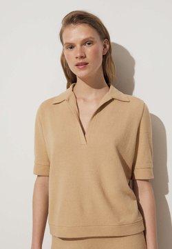 OYSHO - Poloshirt - beige