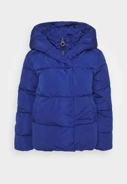 ONLY Petite - ONLSARA SHORT PUFFER JACKET - Winterjacke - sodalite blue