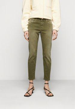 CLOSED - BAKER - Jeans Slim Fit - green umber