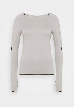 Even&Odd active - SEAMLESS  - Long sleeved top - grey