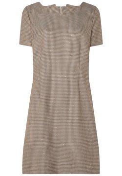 CVRD - JACKIE - Korte jurk - check brown
