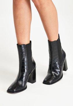 Next - BLACK SIGNATURE TALL CHELSEA BOOTS - Stiefelette - black