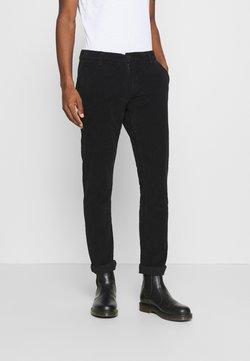 INDICODE JEANS - ALBERTSON - Pantaloni - black