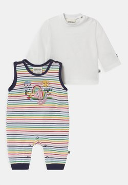 Jacky Baby - COLOUR UP MY LIFE SET - T-shirt à manches longues - weiß