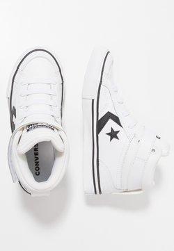 Converse - PRO BLAZE STRAP - Sneakers hoog - white/black