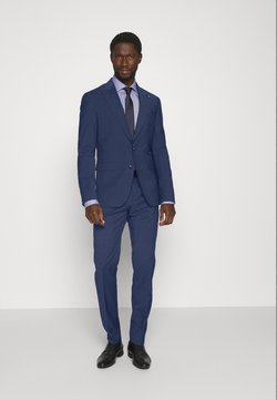 Tommy Hilfiger Tailored - FLEX SLIM FIT SUIT - Anzug - blue