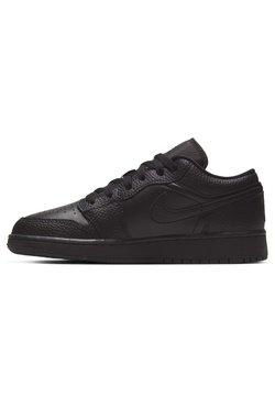 Nike Sportswear - AIR JORDAN 1 LOW - Baskets basses - black