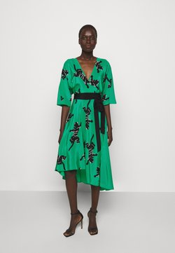 Diane von Furstenberg - ELOISE - Robe d'été - medium green