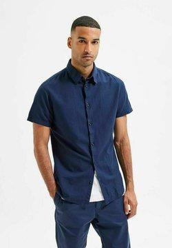 Selected Homme - SLHREGNEW SHIRT CLASSIC - Koszula - navy blazer