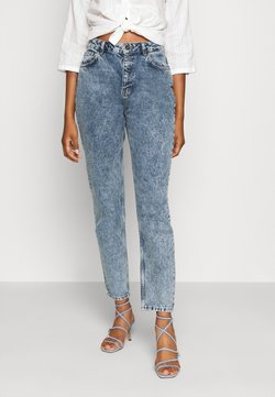 Noisy May - NMISABEL MOM - Jeans Relaxed Fit - medium blue denim