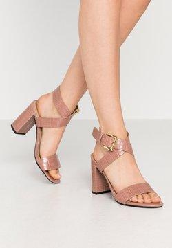 4th & Reckless - ADRIANNA - Højhælede sandaletter / Højhælede sandaler - blush