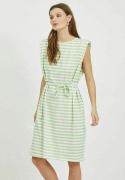 Vila - Jerseykleid - light green