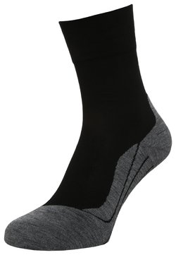 FALKE - RU4 - Sportsocken - black/grey