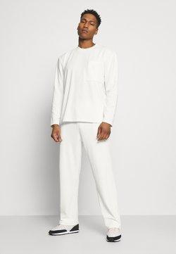 Topman - SET - Sweatshirt - ecru